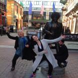 Go Team Treasure Hunt Icons of Dublin
