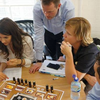 Whiskey Wisdom Creative Challenges Team Building Programmes