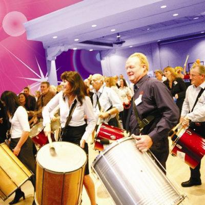 Beatswork Music & Rhythm Team Building Programmes