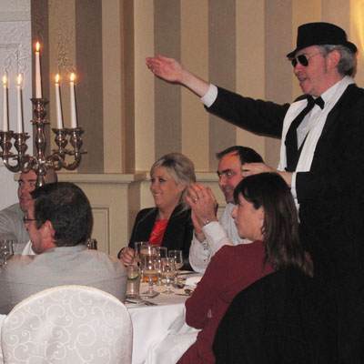 Murder Mystery Evening Event Team Building Programmes