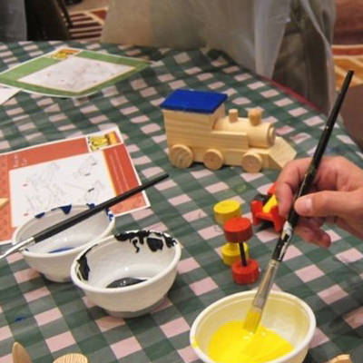 Toy Factory Community and Environment Team Building Programmes