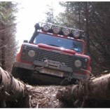 Off Road 4x4 Driving Active Team Building Programmes