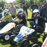 Thunder Races Grand Prix Active Team Building Programmes