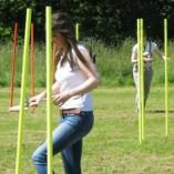 Hurling Workshop Irish Themed Team Building Programmes